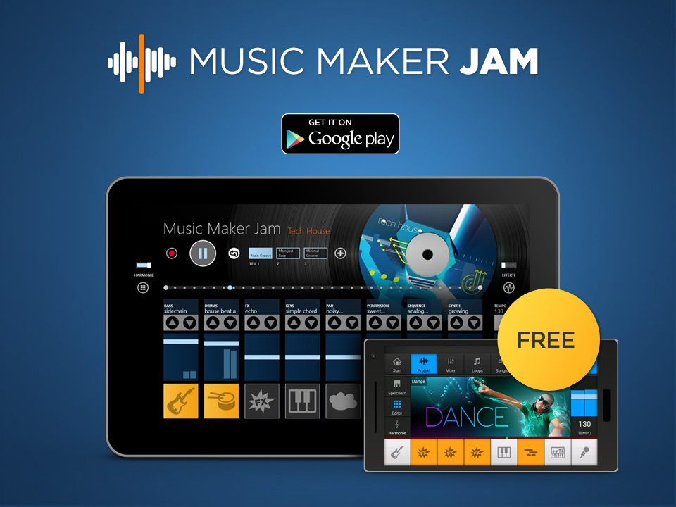 Music Maker Jam Для Андроид Скачать На Русском