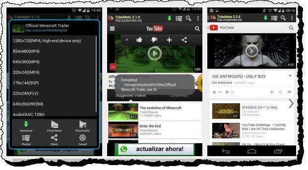Как скачать с ютуба на планшет андроид. Как бесплатно скачать видео с Ютуба на телефоны с Андроид — пошаговая инструкция 2020 года