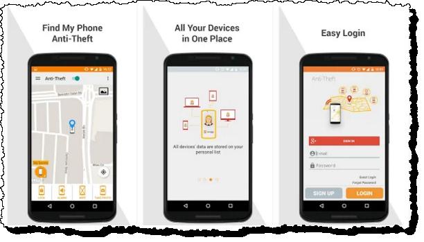 лучшие программы для защиты смартфона от кражи быть