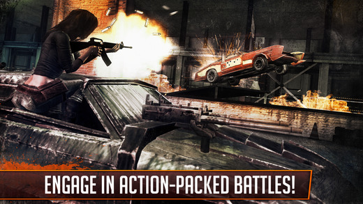 Death Race : The Official Game