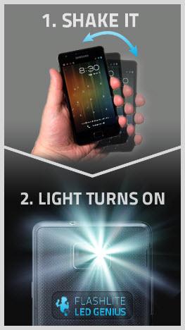 Фонарик LED Genius Led