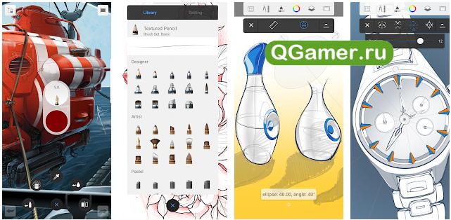 ТОП проверенных и лучших приложений для рисования на Андроид