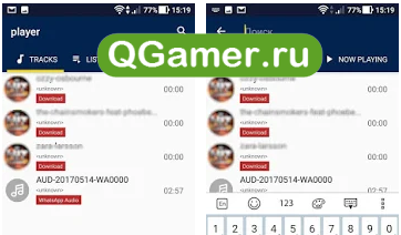 MicroPlayer ВК