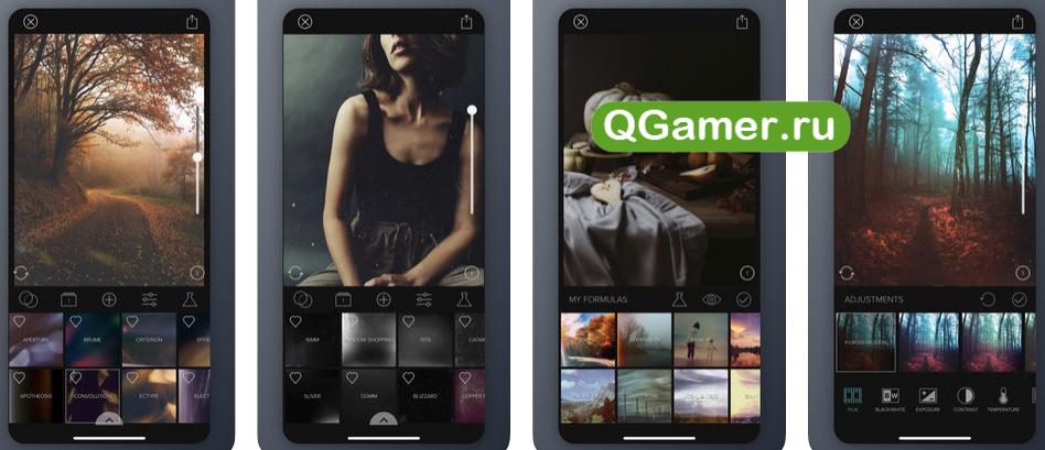 ТОП-7 эффективных приложений для обработки и редактирования фото на iPhone