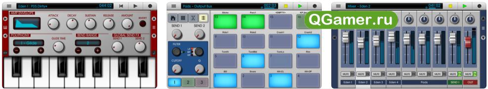 ТОП приложений для создания современной музыки на iPhone