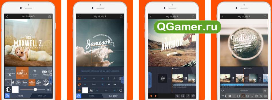 ТОП-5 простых и эффективных приложений для создания видео из фото на Айфон