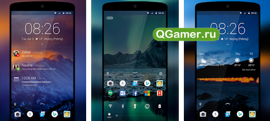 ТОП-3 приложения на Андроид для создания красочных экранов блокировки