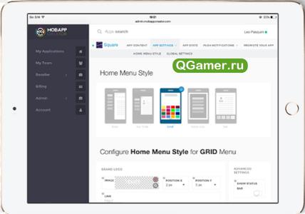 Создаем приложение на iPhone с помощью ТОП-10 конструкторов приложений