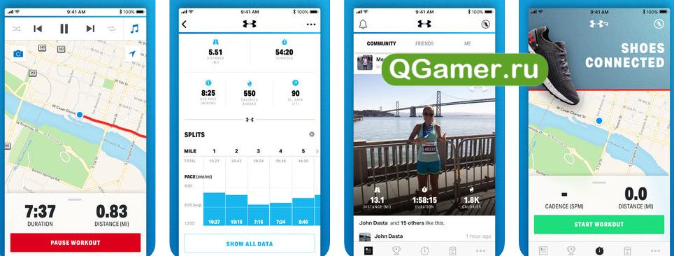 ТОП-7 приложений на iPhone для эффективного занятия спортом