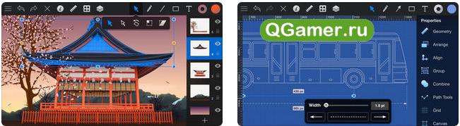 ТОП-7 самых популярных Айфон приложений для рисования