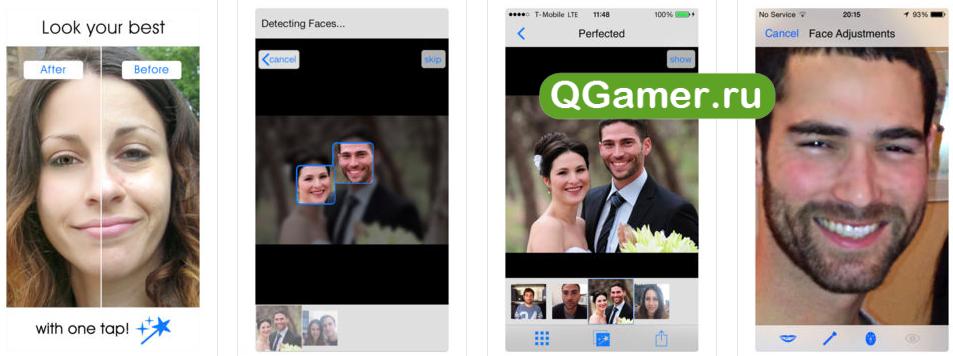 ТОП-7 приложений на iPhone чтобы быстро и просто убрать красные глаза