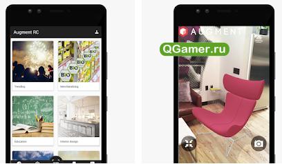ТОП-7 впечатляющих AR приложений на Андроид