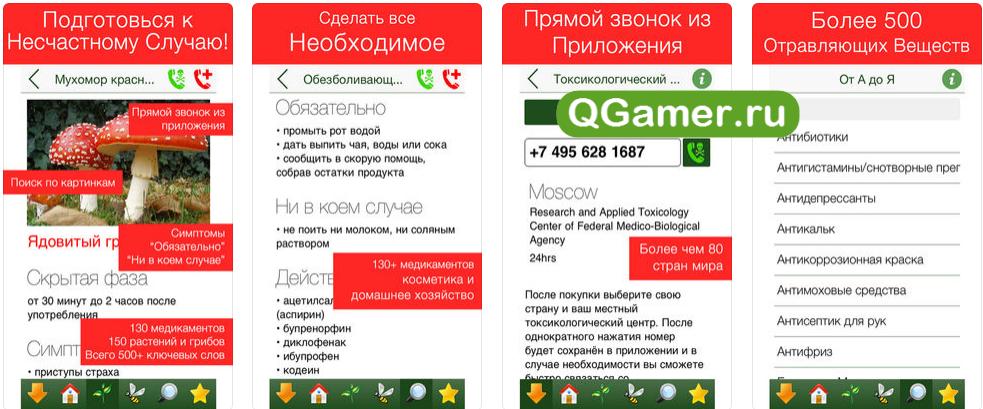 ТОП-5 полезных приложений для грибников для iPhone