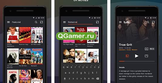 ТОП-5 бесплатных приложений для Андроид с HD кино и сериалами