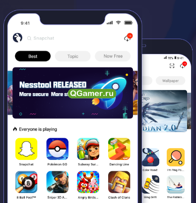 ТОП бесплатных приложений для скачивания игр на iPhone