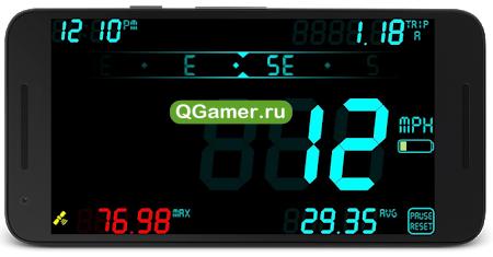 ТОП-5 приложений для Android для точного измерения скорости