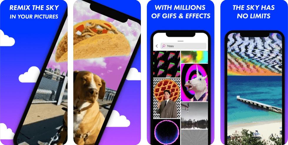 Magic Sky Camera – Сдвиг по творческой фазе