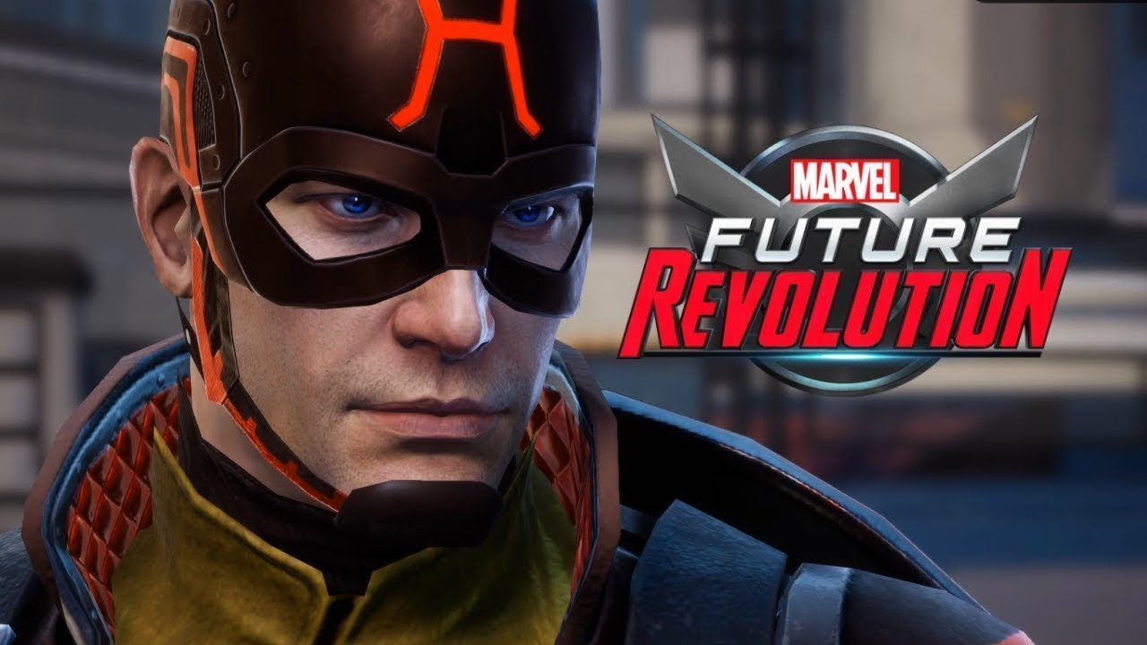 Marvel Future Revolution