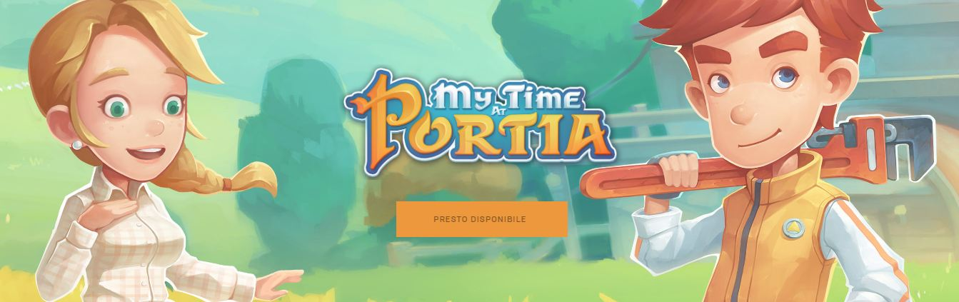 My Time at Portia Mobile